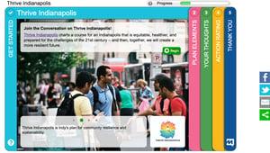 Thrive Indianapolis MetroQuest
