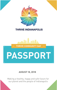 Thrive Community Day passport